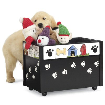 Doggy Toy Chest